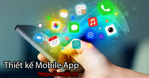 Thiet ke mobile application